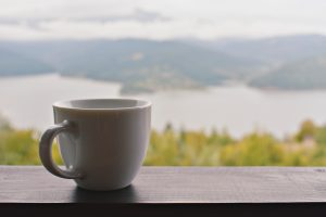 breakfast caffeine cappuccino