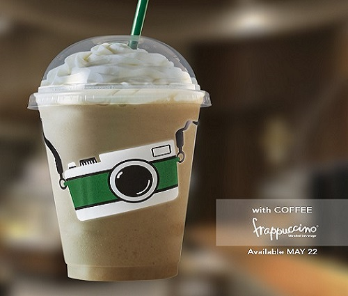 starbucks grande wednesday promo coffee frappuccino