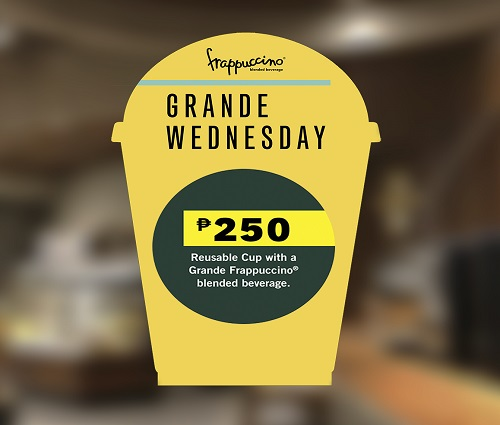 starbucks grande wednesday