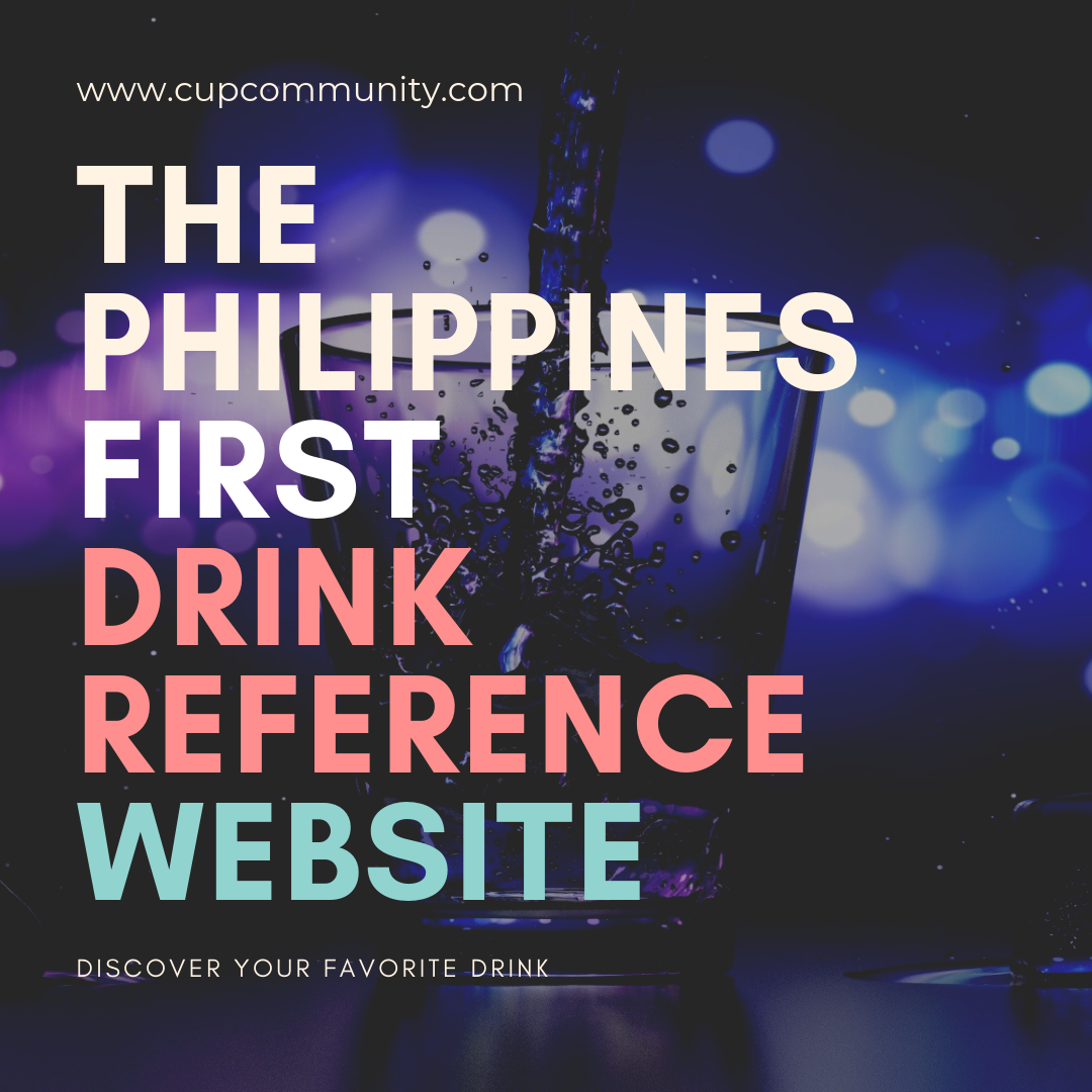the philippines first drink reference website