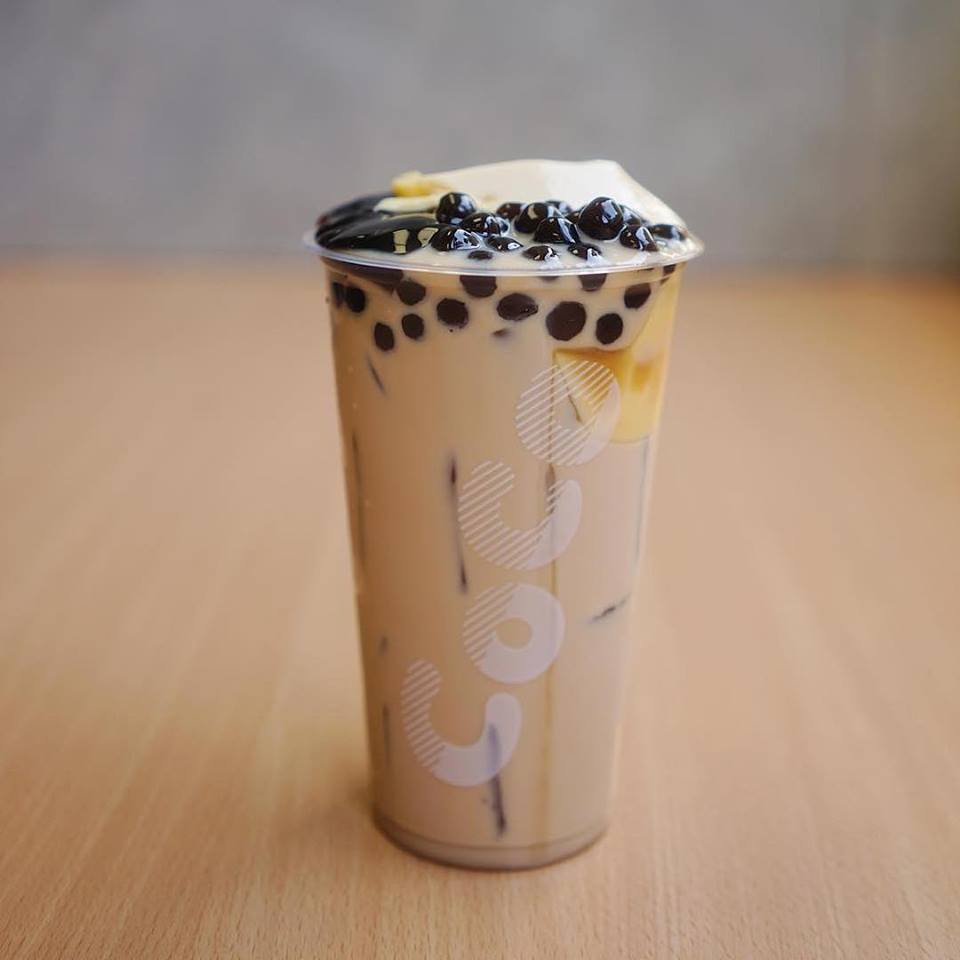 Top 5 Best-selling Drinks of Coco Fresh Tea & Juice