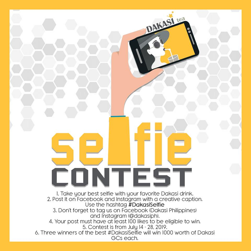 Dakasi Selfie Contest
