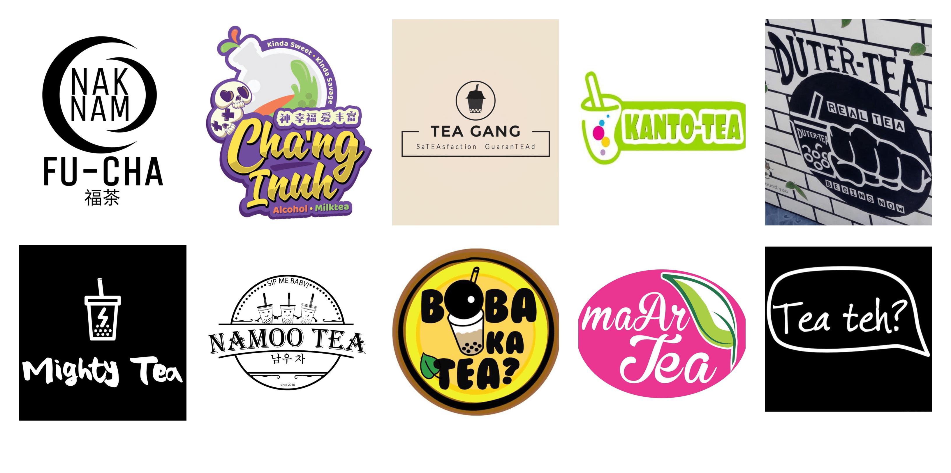 Funny Milk Tea Shop Names