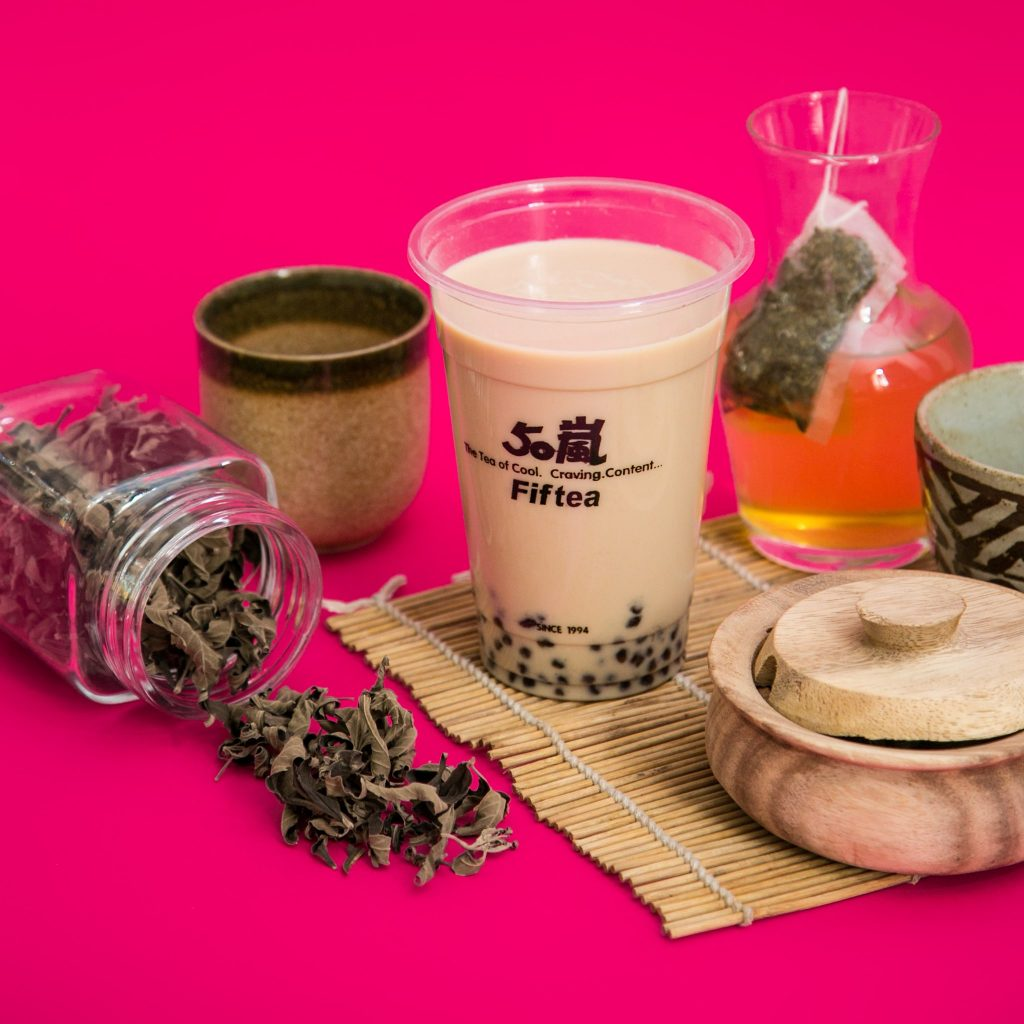 Fiftea Pearl Assam Milk Tea