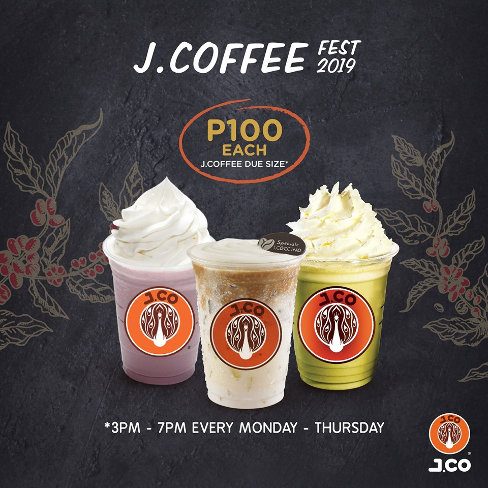 jcoffee promo