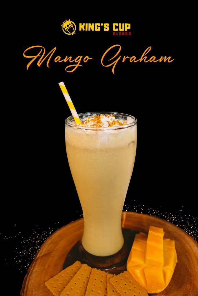 Kings Cup Blends Mango Graham