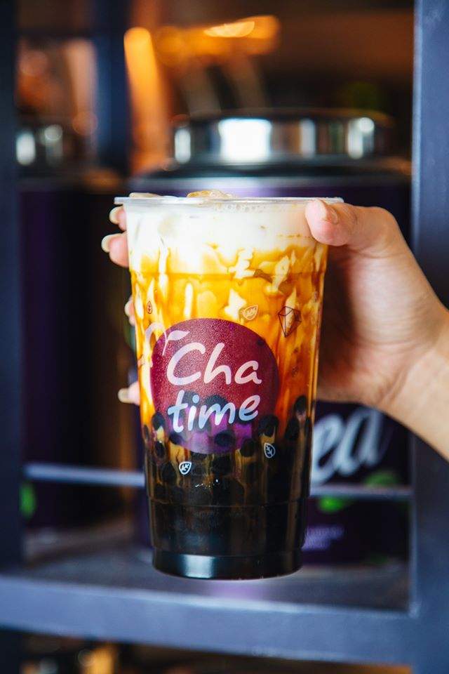 chatime marble fresh milk