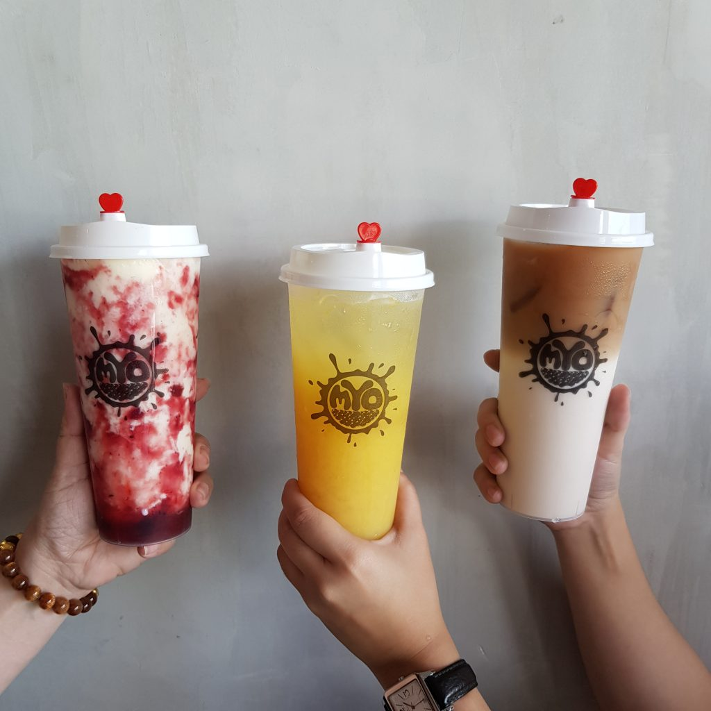 Make your own cafe Philippines best sellers