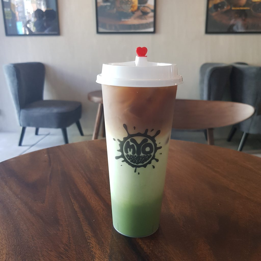 Make your own cafe Philippines best selling drink