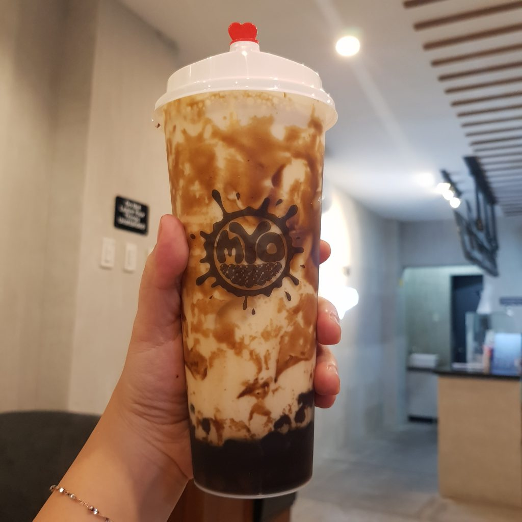 Make your own cafe Philippines best selling milk tea