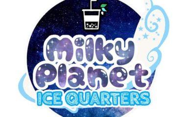 Milky Planet Ice Quarters