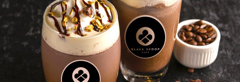 Black Scoop Cafe – Eton Westend Square Makati Branch