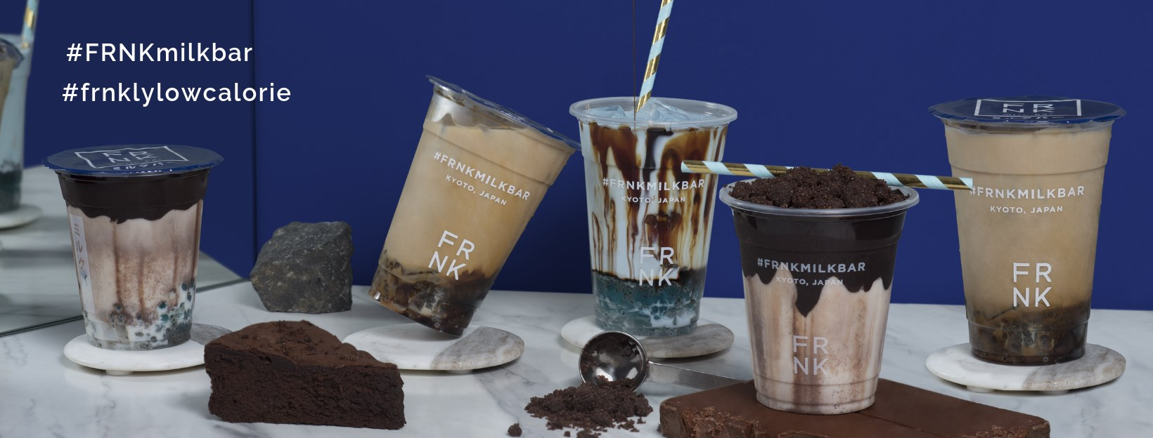 FRNK Milk Bar Best Sellers