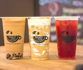 Island Tea Co. – SM City Cebu Branch