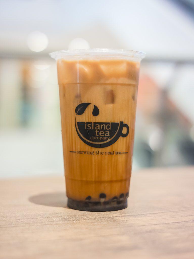 Island Tea Co. Best selling Milk Tea