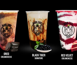 Black Tiger Cafe