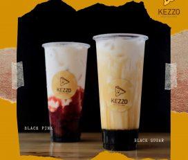 KEZZO Milktea + Bar – Bacoor, Cavite Branch