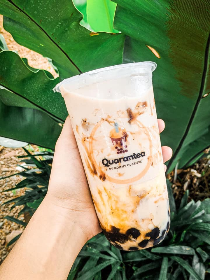 Quarantea by Mommy Clarisse