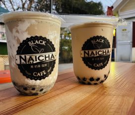 Black Naicha Cafe