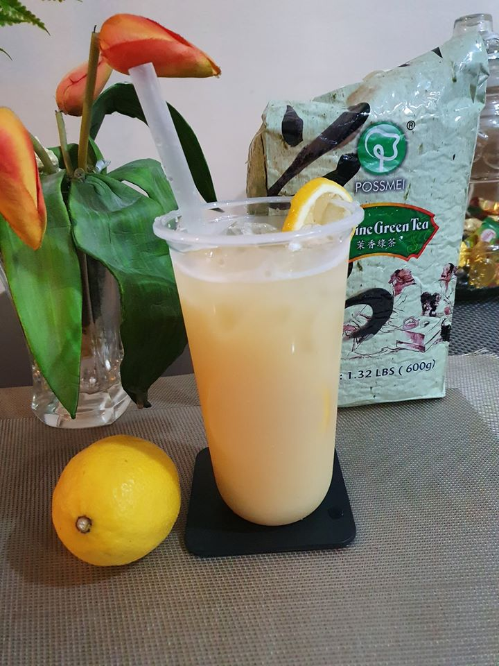 Aphroditea Lemon Delight
