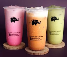 Baa Baa Thai Tea – Comembo Makati Branch