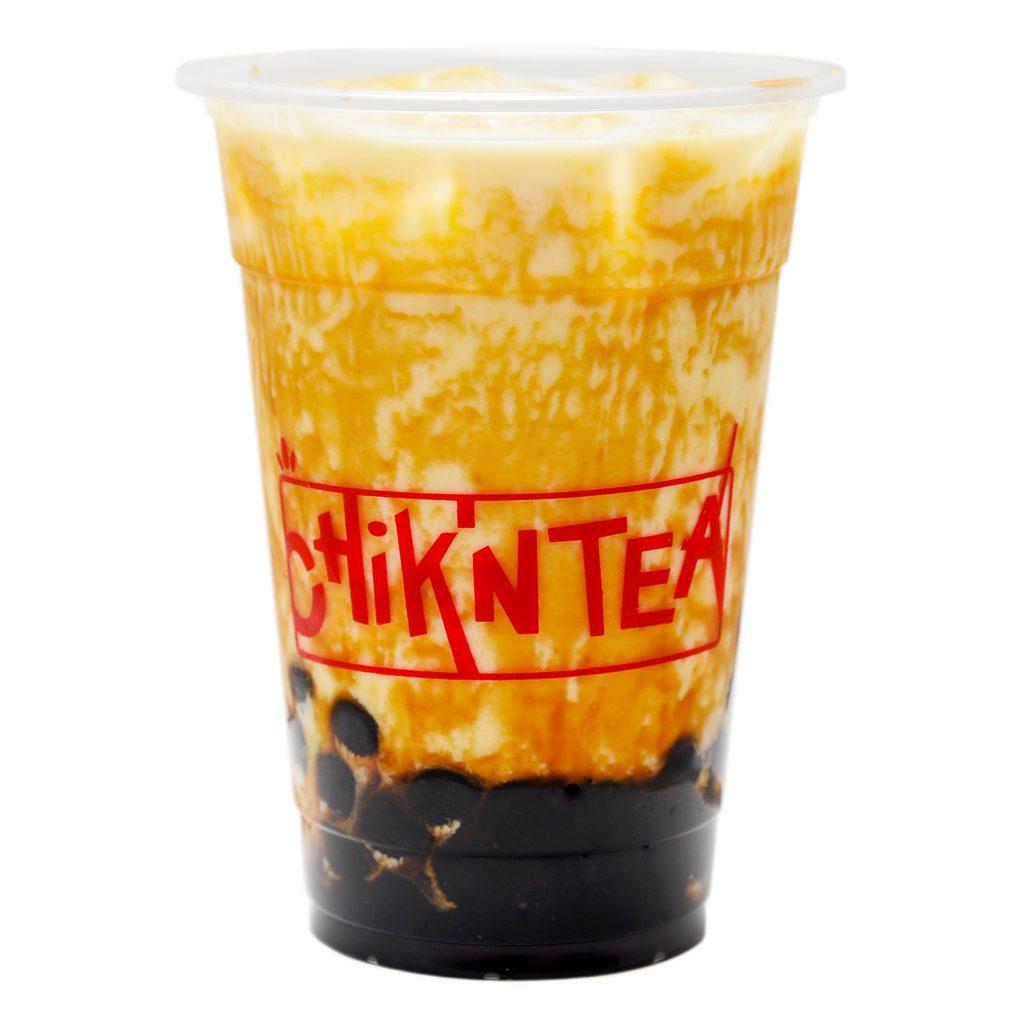 Chik n Tea Best seller Black Sugar Milk Tea Brown Sugar Fresh Milk