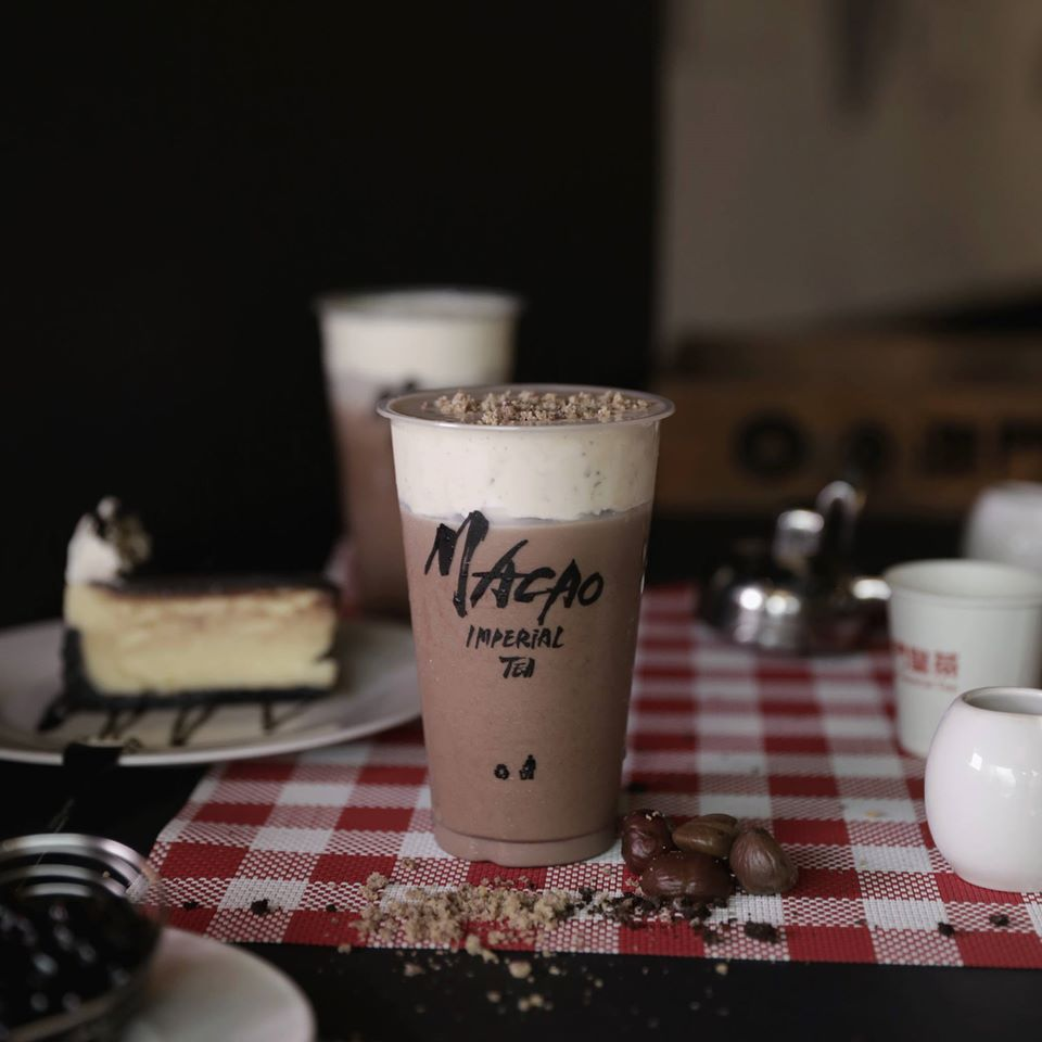 Macao Imperial Tea Cream Cheese Cocoa