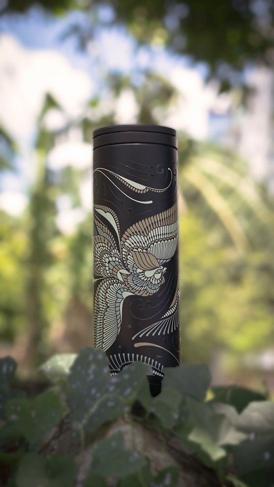 Starbucks x Patrick Cabral Collection Stainless Steel Tumbler