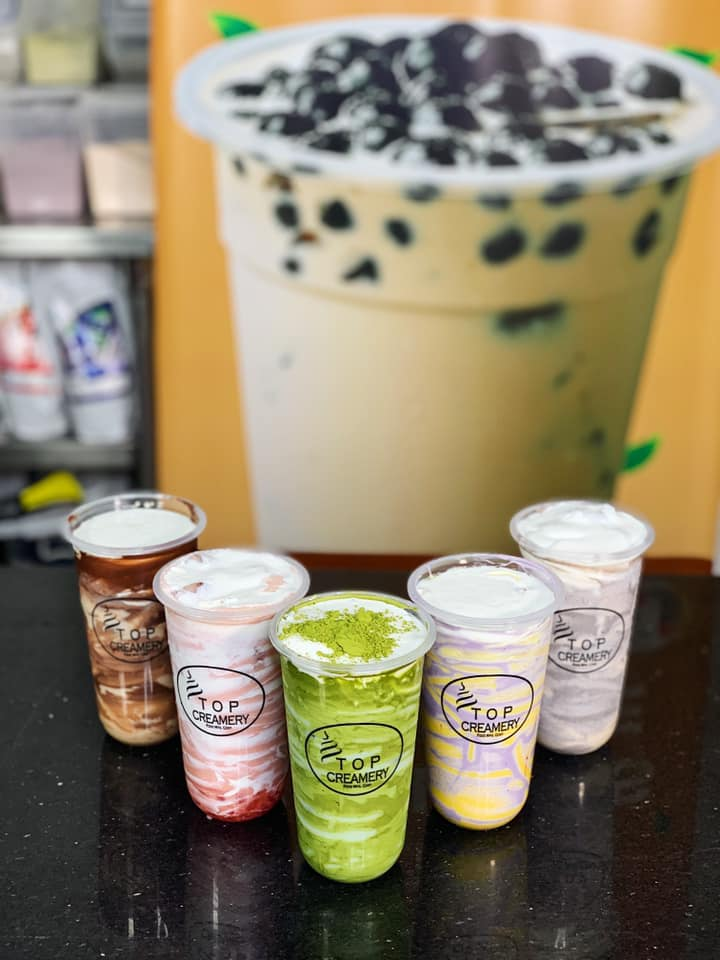 Top Creamery Milk Tea