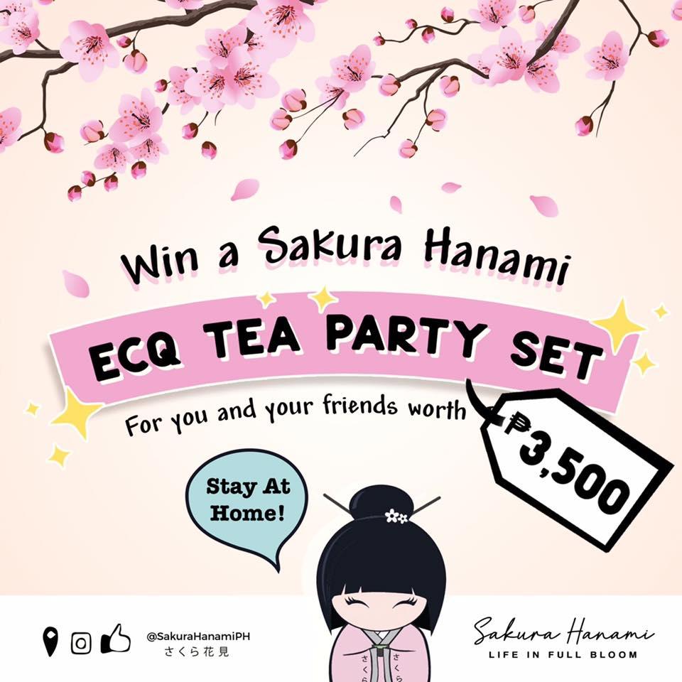 sakura hanami giveaway