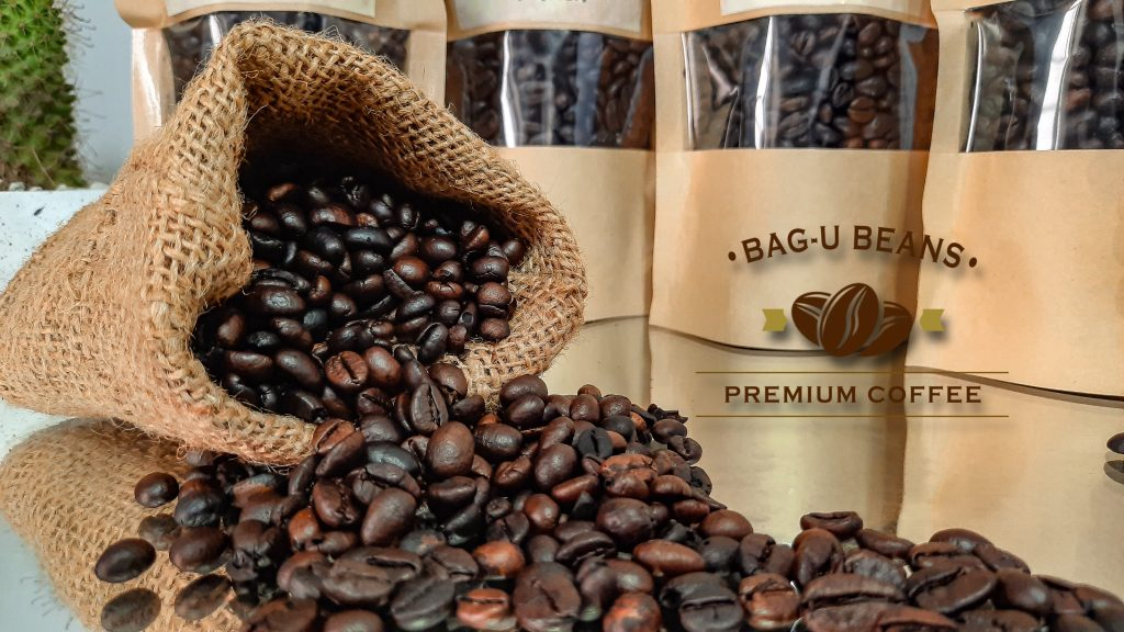 Bag-U Beans Premium Coffee Philippines