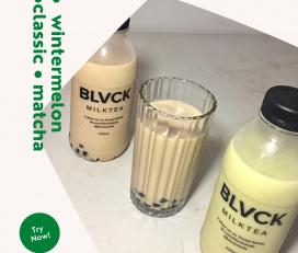 Blvck Milktea