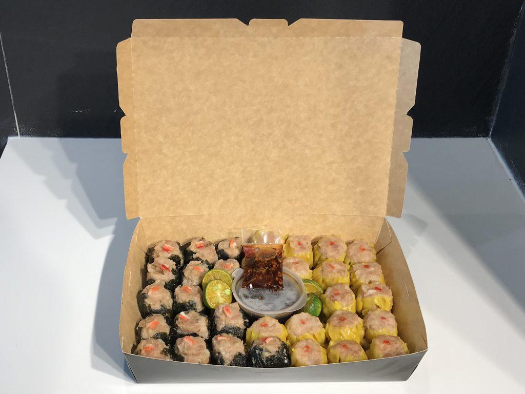 Gallontea Pork & Japanese Siomai