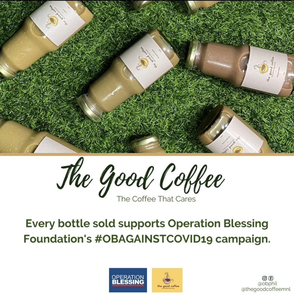 The Good Coffee Operation Blessing Foundation