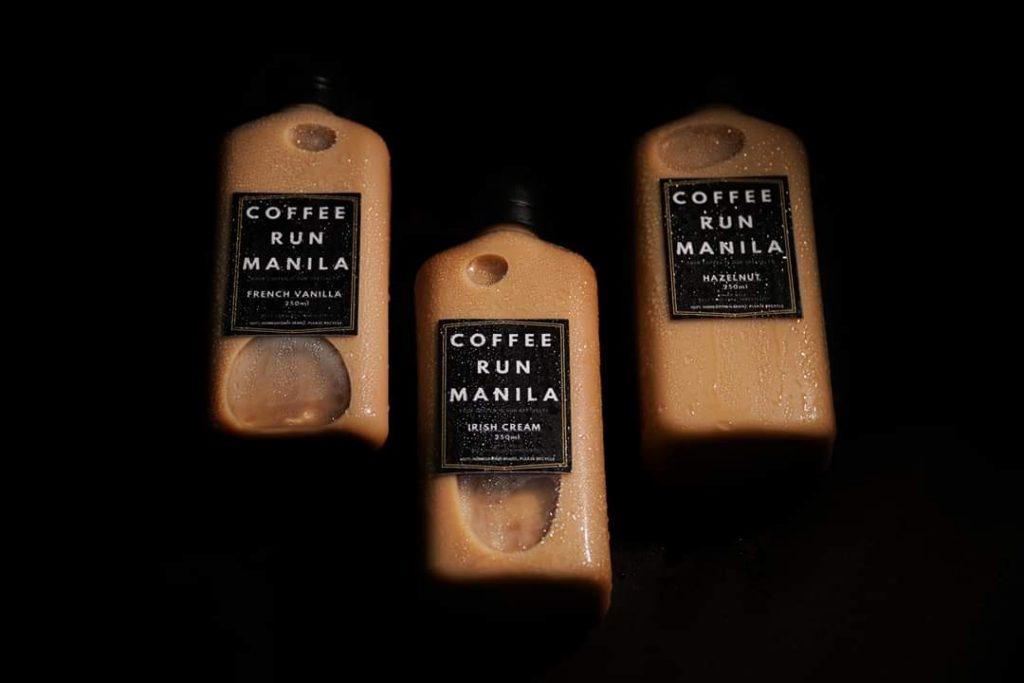 Coffee Run Manila Coffee