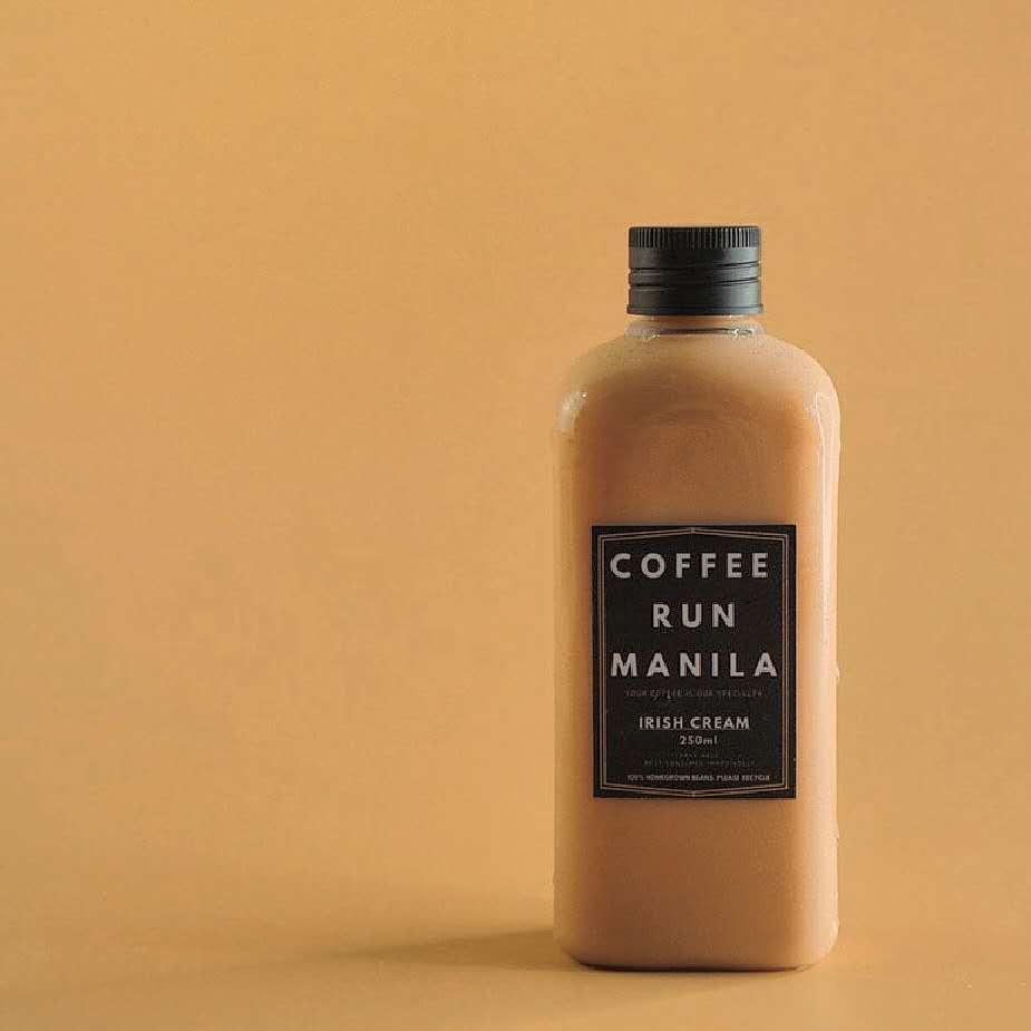 Coffee Run Manila Cold Brew