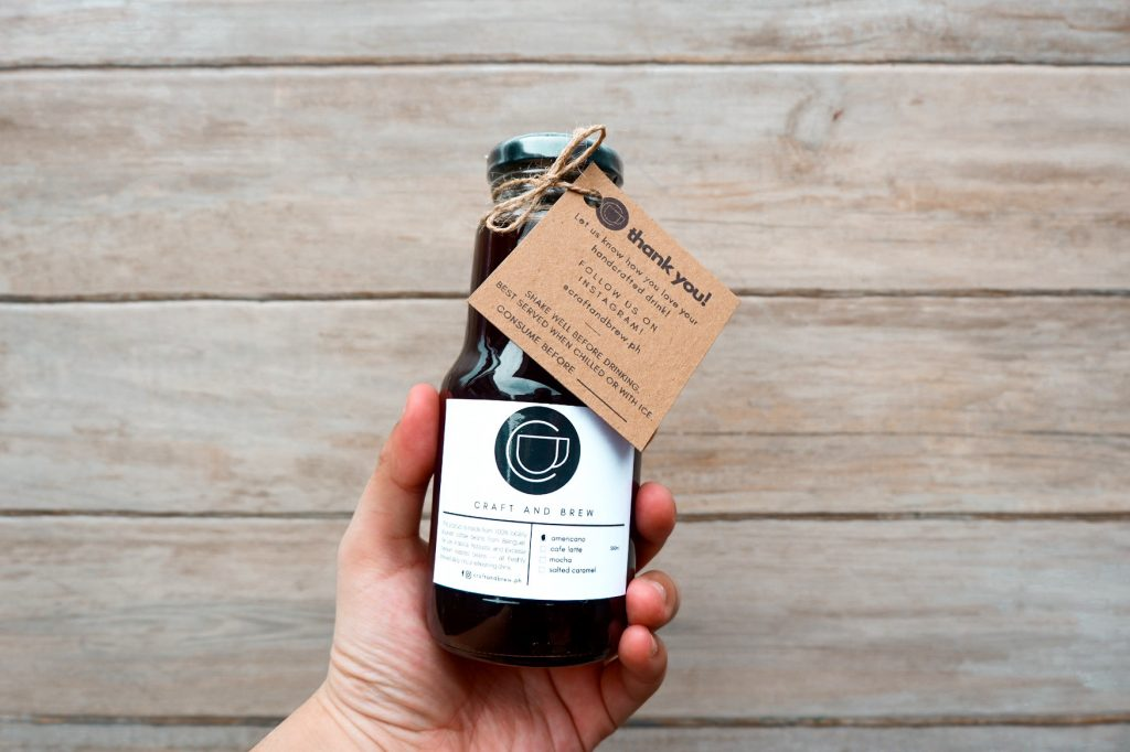 Craft and Brew Philippines Black Coffee