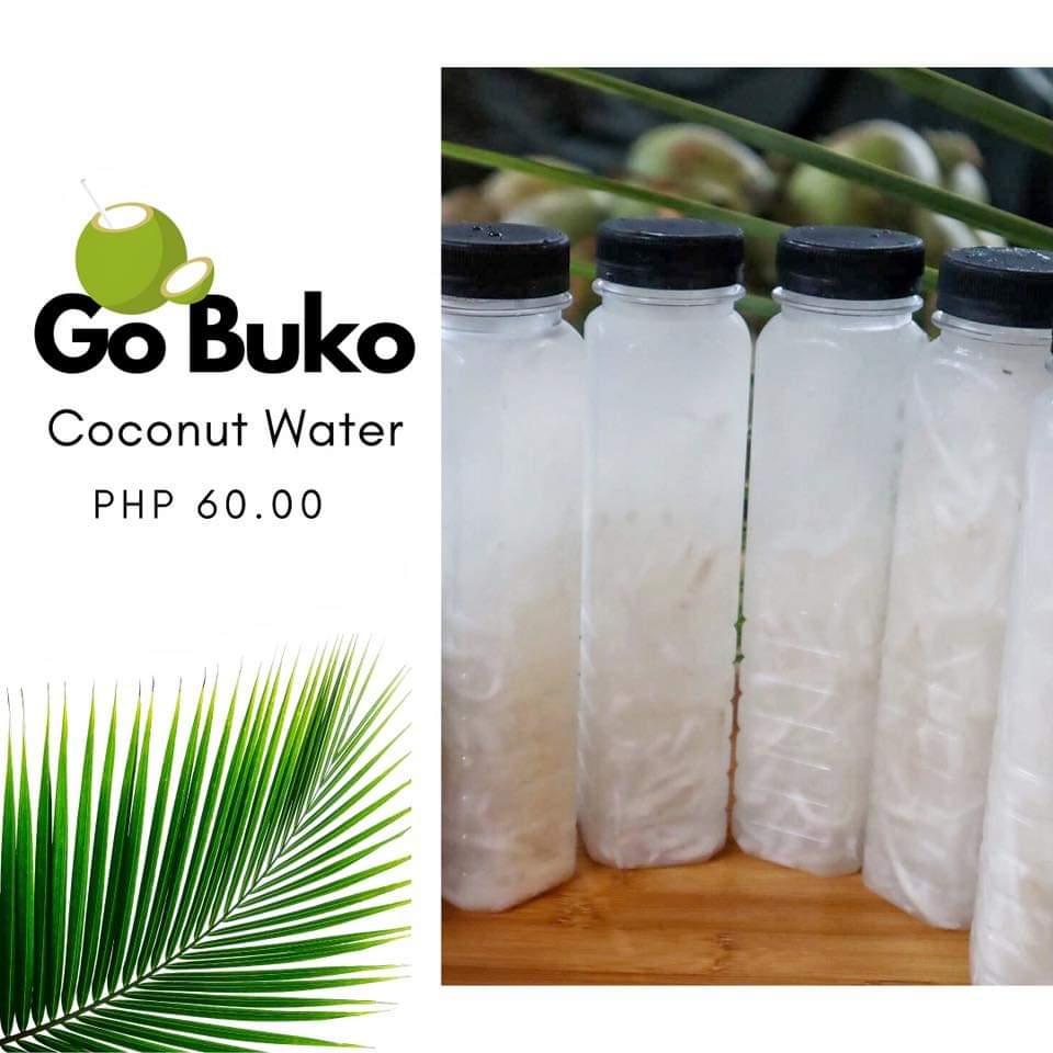 Go Buko Coconut Water