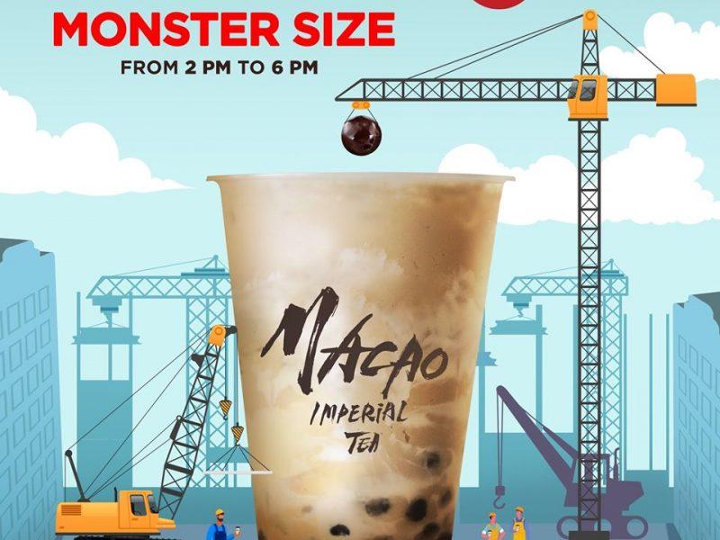 Macao Imperial Tea Promo 2020