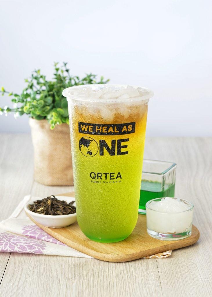QRTEA Bubble Tea Fruit Tea