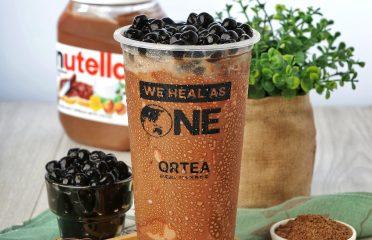 QRTEA Bubble Tea 珍珠奶茶