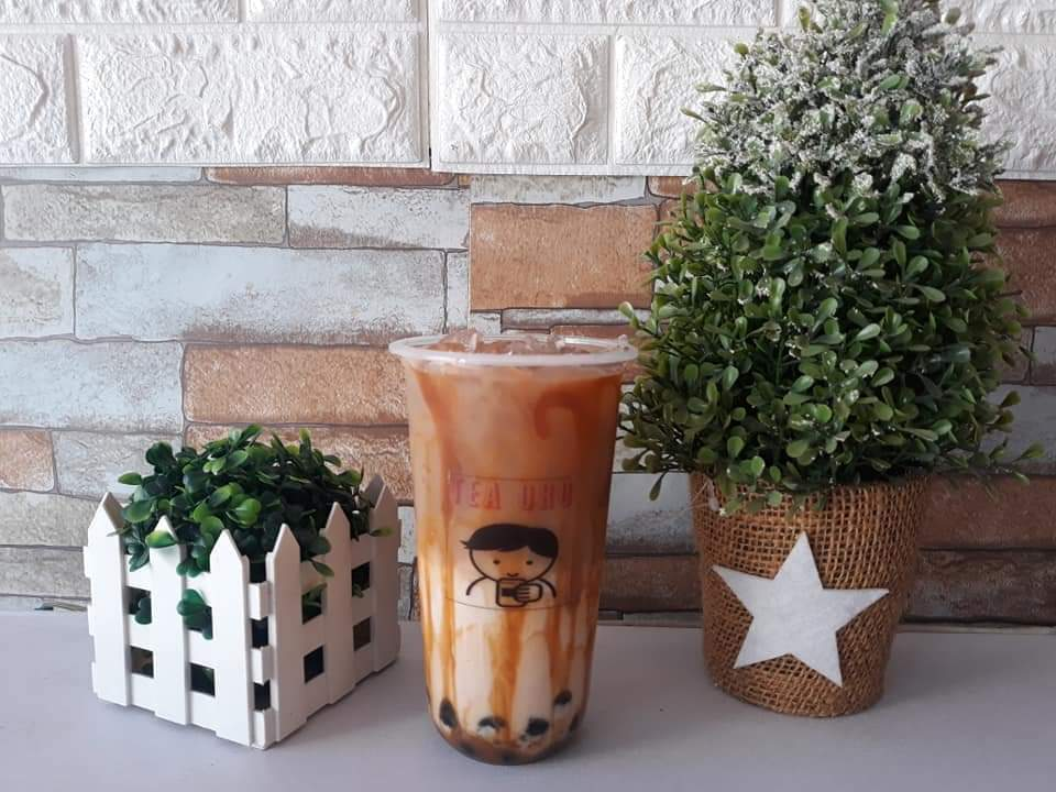 Tea Oro FoodHub Milk Tea