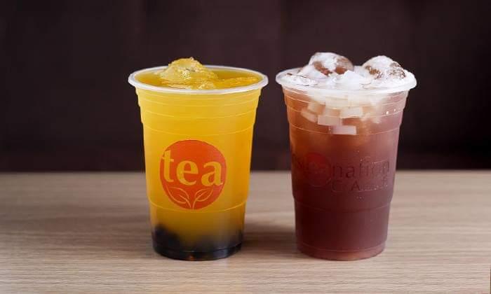 Desteanation Cafe Milk Tea and Fruit Tea