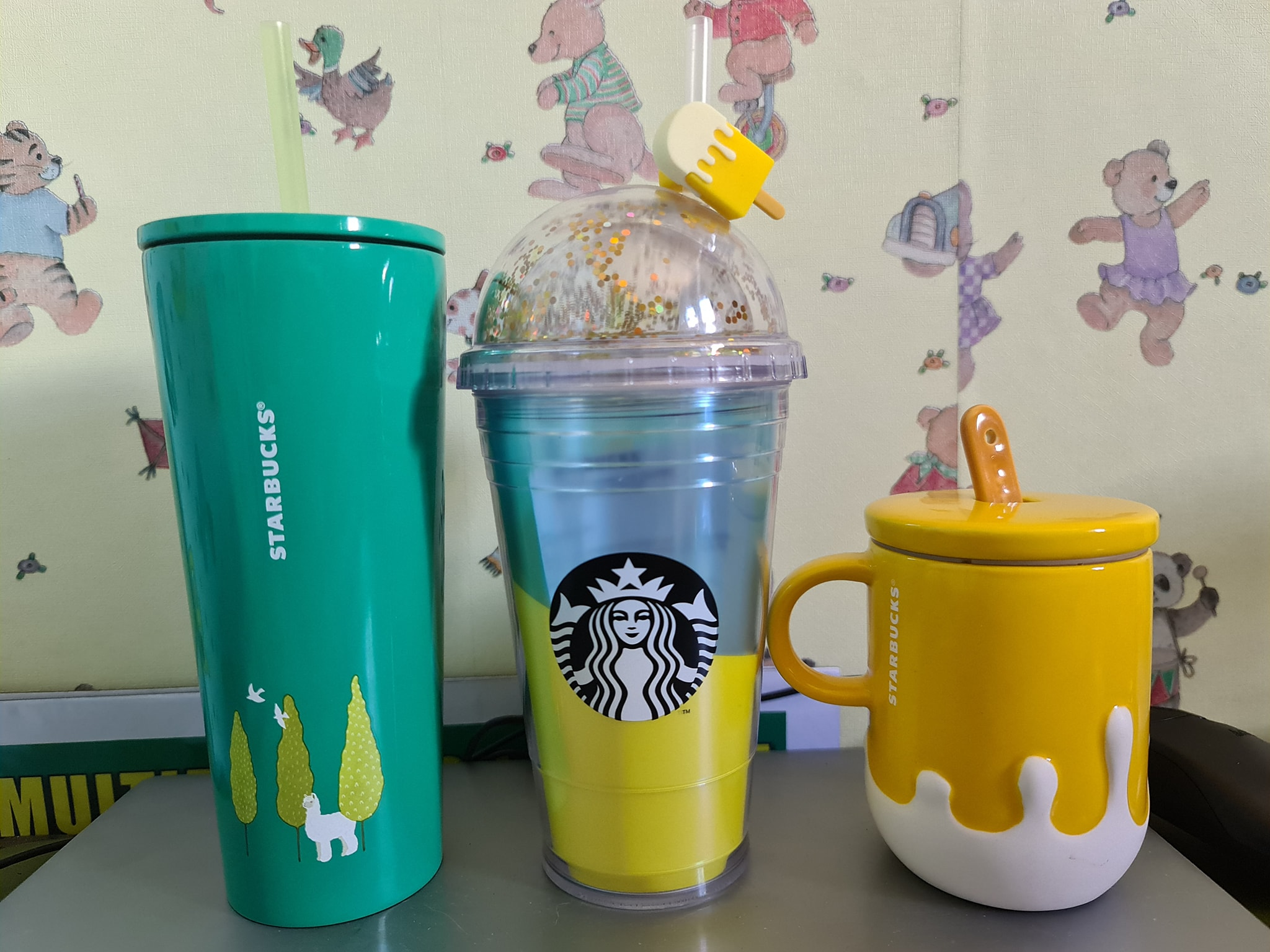 Starbucks Lucky Bag Promo Tumbler