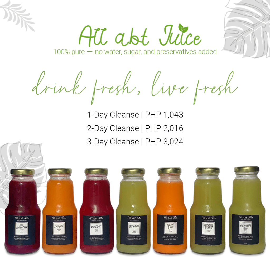All Abt Juice Philippines