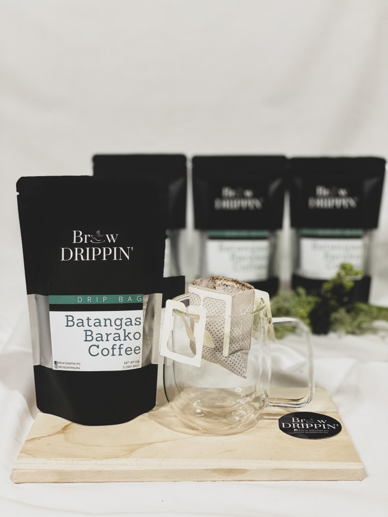 BREW DRIPPIN' Barako Coffee