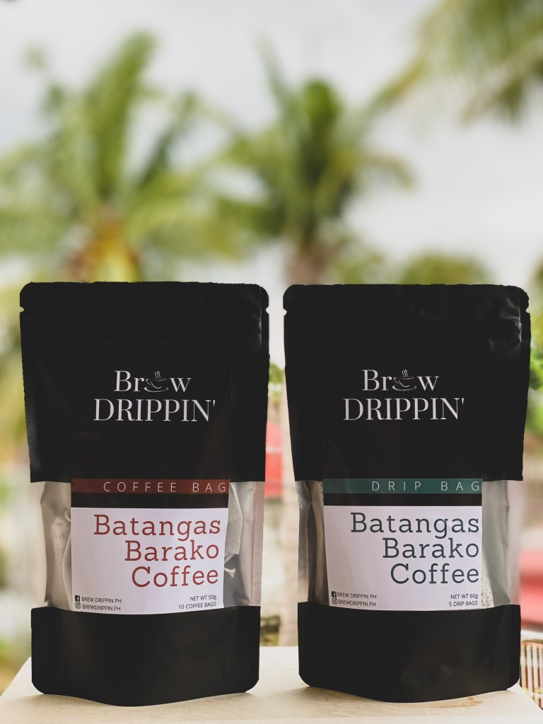 BREW DRIPPIN' Batangas Coffee