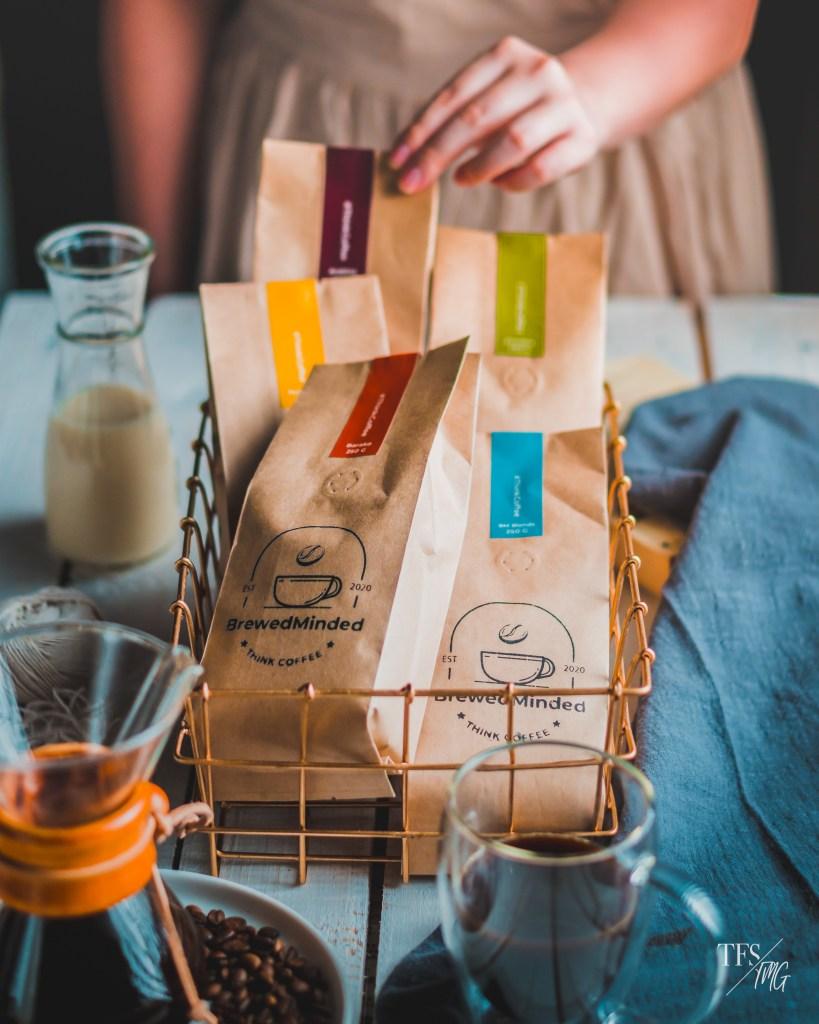 BrewedMinded Coffee
