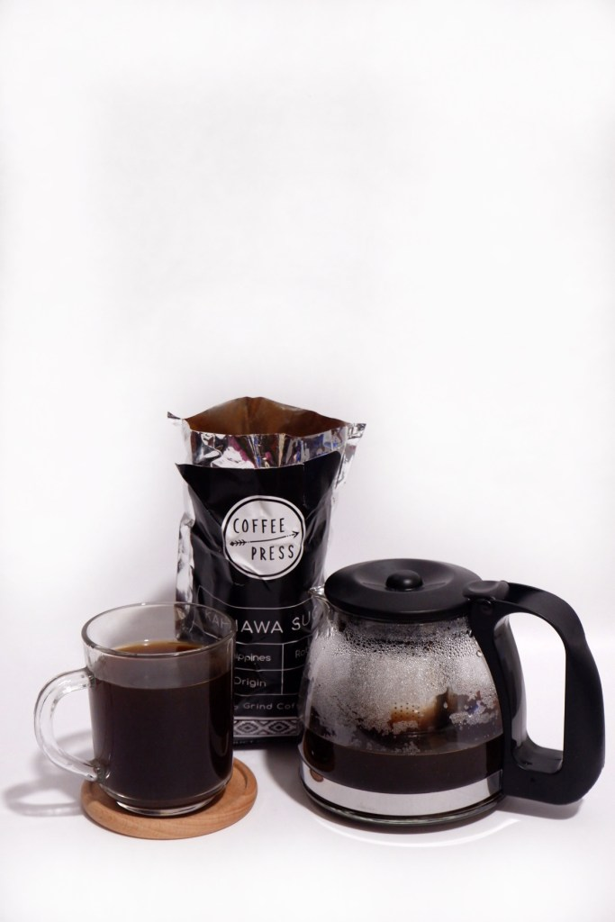 Coffee Press Co. Kahawa Sug Drip Coffee