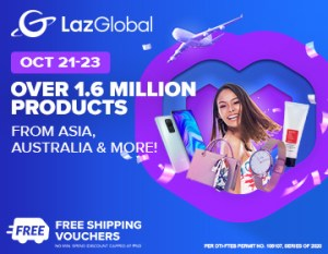 Lazada Global Collection Festival